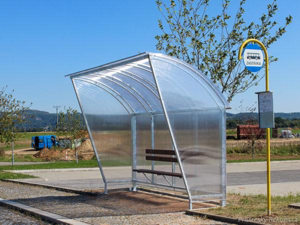 Autobusová čekárna AM1 420.